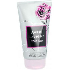 Avril Lavigne Wild Rose Body Lotion 150 ml  Ladies