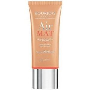 Bourjois Paris Air Mat Foundation SPF 10 (04 Beige) 30ml