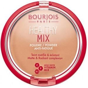 Bourjois Paris Healthy Mix Anti-Fatigue Powder (04 Light Bronze) 11 g
