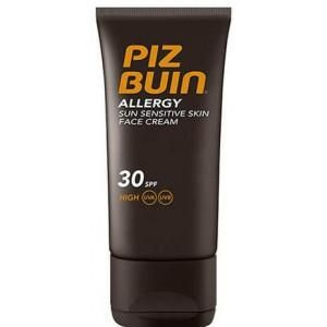 Piz Buin Allergy Sun Sensitive Skin Face Cream SPF 30 50ml