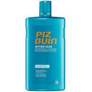 Piz Buin After Sun Soothing And Cooling Moisturising Lotion 400ml