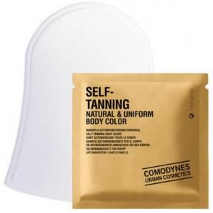 Comodynes Self tanning Body Glove 3 Sachets