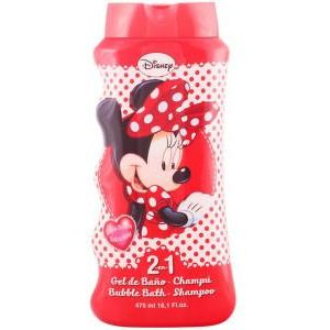 Disney Minnie Shower Gel And Shampoo 475ml