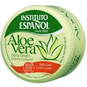 INSTITUTO ESPANOL Aloe Vera Body Cream 400ml
