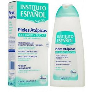 INSTITUTO ESPANOL Atopic Skin Bath And Shower Gel 500ml