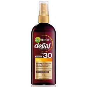 Delial Golden Protect Oil Spf30 150ml