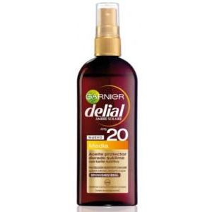 Delial Golden Protect Oil Spf20 150ml