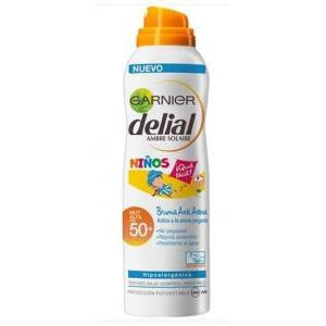 Delial Kids Anti Sand Spray Spf50 200ml