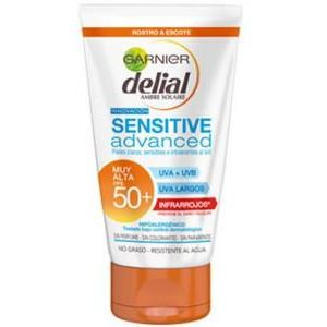 Delial Sensitive Protective Milk Spf50 200ml