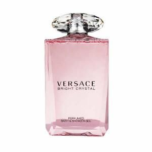 Versace Bright Crystal Perfumed Bath & Shower Gel 200ml