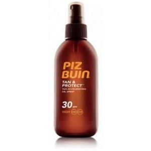 Piz Buin Tan And Protect Tan Accelerating Oil Spray Spf30 150ml