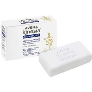 Avena Kinesia Avenatopic Hand Soap Bar With Oats 100g