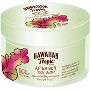 Hawaiian Tropic After Sun Body Butter Exotic Coconut 200ml