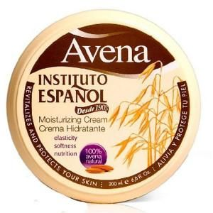INSTITUTO ESPANOL Avena Moisturizing Cream 400ml