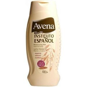 INSTITUTO ESPANOL Avena Body Milk 500ml