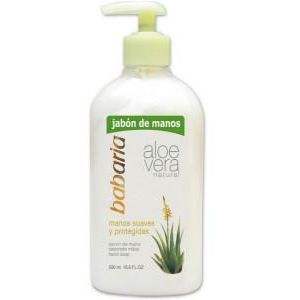 Babaria Liquid Hand Soap Aloe Vera 500ml