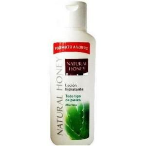 Natural Honey Aloe Vera Lotion 340ml