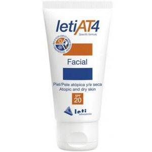 Leti At4 Facial Cream Spf20 50ml