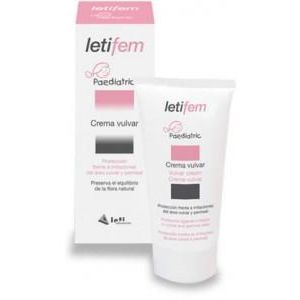 Letifem Paediatric Vulvar Cream 30ml