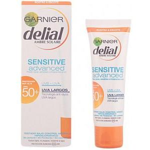 Delial Sensitive Advanced Cream Spf50 50ml