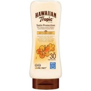 Hawaiian Tropic Satin Protection Ultra Radiance Sun Lotion Spf30 180ml