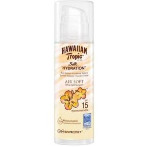 Hawaiian Tropic Silk Hidration Air Soft Sun Lotion Spf15 150ml