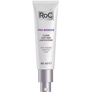Roc Pro Renove Anti Ageing Unifying Fluid 40ml