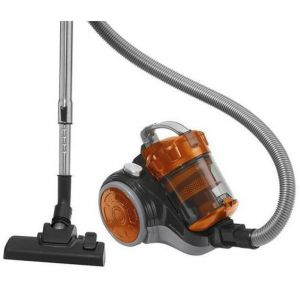 Clatronic Floor vacuum cleaner without bag BS 1302 (orange)