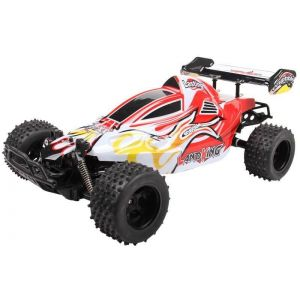 RC Buggy Land-King 110 2.4G (white-red)