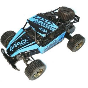 RC Buggy KING CHEETAH Mad Phantom 118 2.4G (blue)