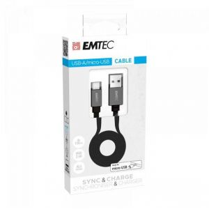 EMTEC T700 Cable USB-A to micro-USB