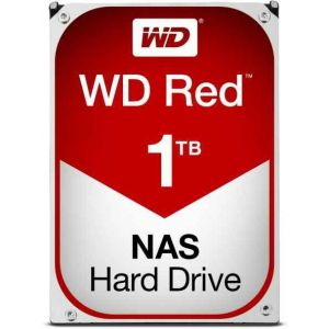 WD Red NAS Hard Drive 1TB Serial ATA III internal WD10EFRX