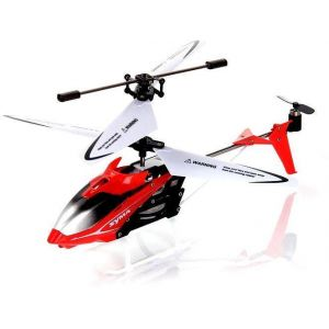Helicopter SYMA S5 3-Channel Infrared with Gyro (Red)