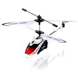 Helicopter SYMA S5 3-Channel Infrared with Gyro (White)