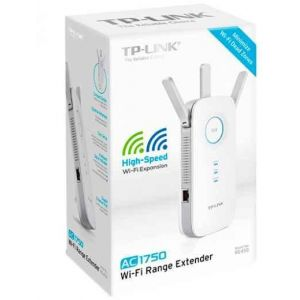 TP-LINK AC1750 Network repeater White RE450
