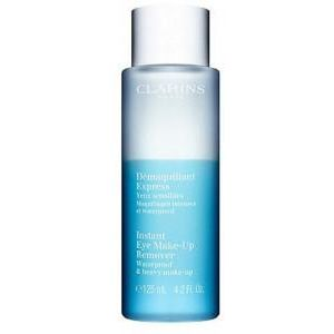 Clarins Instant Eye Make-Up Remover Waterproof & Heavy Make-up 125ml