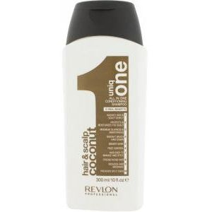 Revlon Uniq One Hair & Scalp Coconut All in One Conditioning Shampoo 300 ml