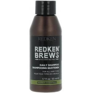 Redken Brews Daily Shampoo 50 ml