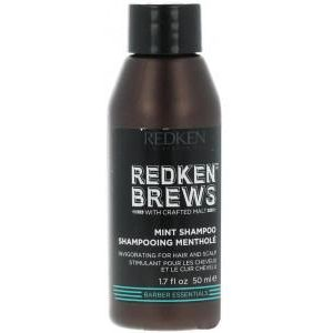 Redken Brews Mint Shampoo 50 ml