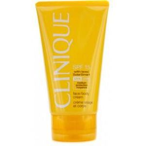 Clinique Sun Face and Body Lotion Spf15 150ml