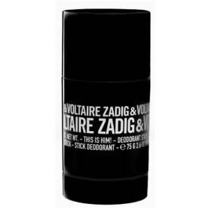 Zadig & Voltaire This is Him Perfumed Deostick 75 g  Men