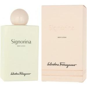 Salvatore Ferragamo Signorina Body Lotion 200 ml  Ladies