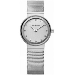 Bering Classic 10122-000 Silver 22 mm Ladies Watch