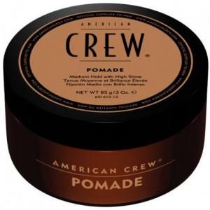 Pomade Medium Hold With High Shine 85ml for Men